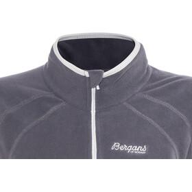 Bergans Ombo Half Zip Ladies Night Blue/Alu/Solid Dark Grey